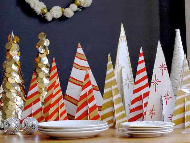 Cheap DIY Christmas Centerpieces 2014 Ideas
