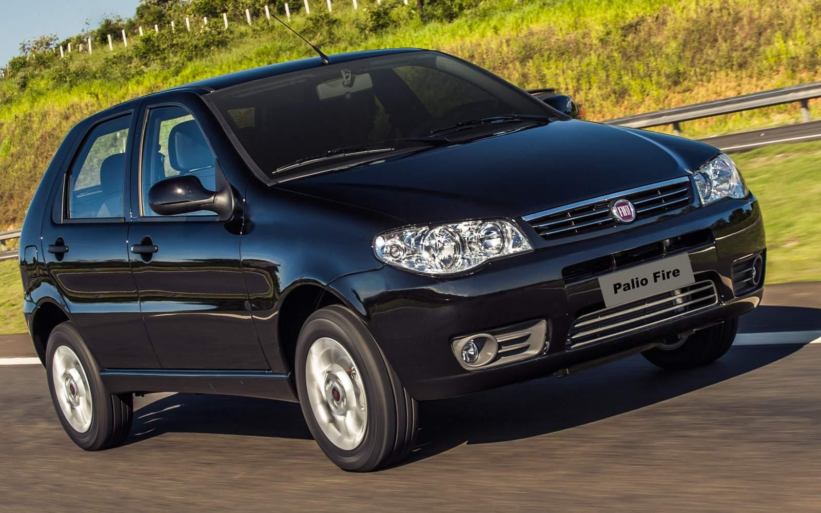 Fiat mantém a liderança no ranking dos automóveis em 2014