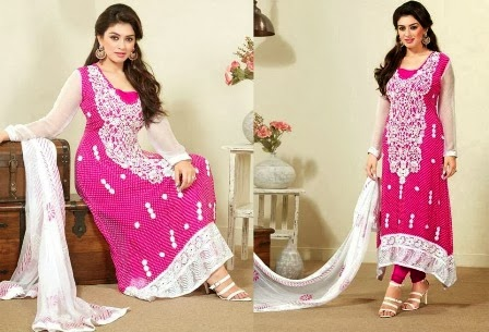 Embroidered Salwar Kameez Suit