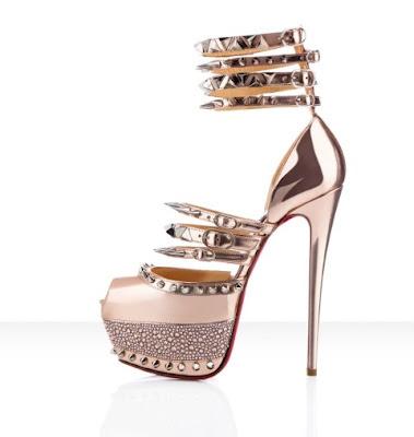 Louboutin 20th Anniversary heels