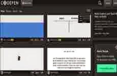 Codepen: web para probar código html, CSS y Javascript online