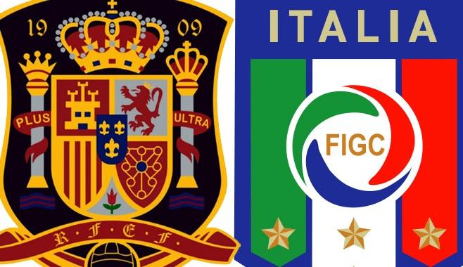 Prediksi Spanyol vs Italia 6 Maret 2014