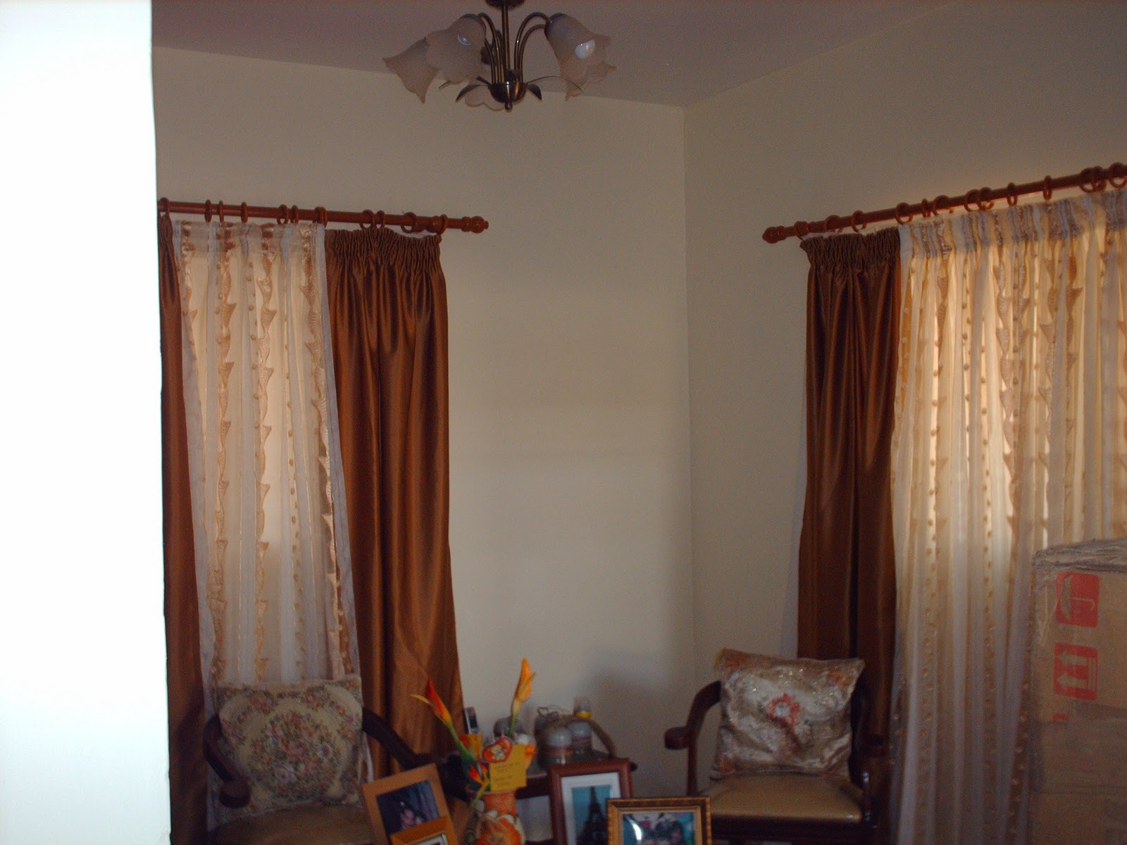 Novedades Paola: Proyecto Cortinas para mi casa