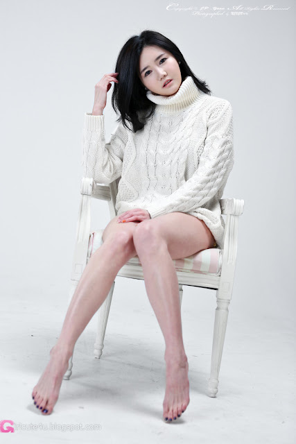 2 Wow! Han Ga Eun -Very cute asian girl - girlcute4u.blogspot.com