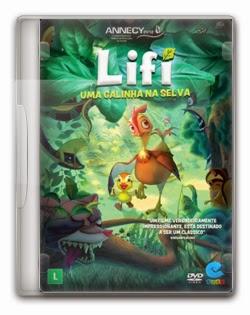 Lifi Uma Galinha Na Selva – DVDRip AVI + RMVB Dublado
