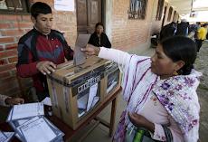 """BOLIVIA: Gobierno boliviano reconoce """"debilidad"""" en formación de liderazgos locales"""