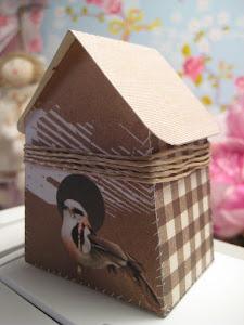 vogelhuisje van Studio Ditte