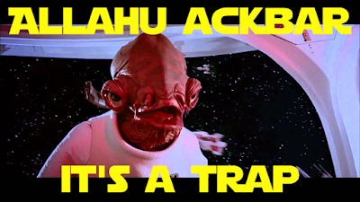 Allahu Ackbar - It's A Trap