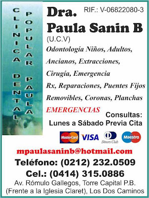 DR. PAULA SANIN B en Paginas Amarillas tu guia Comercial