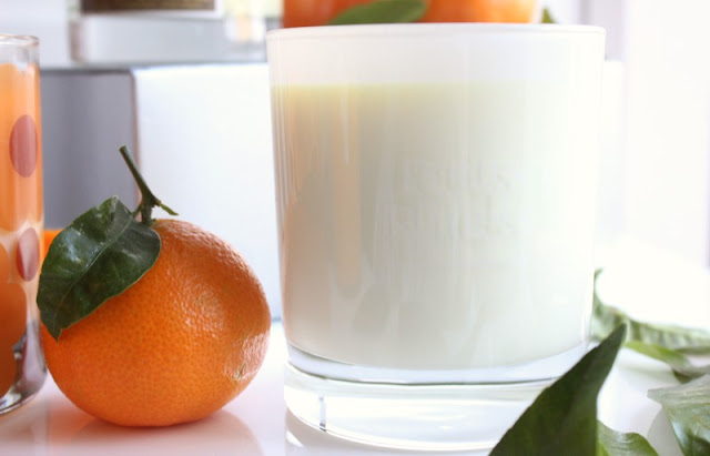 The Best Festive Orange Candles