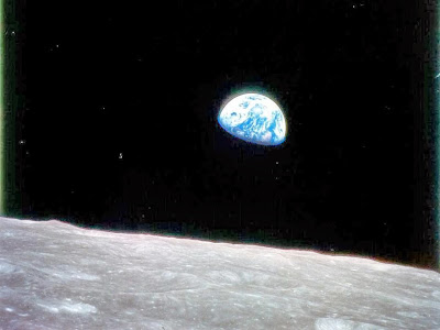 Christmas Eve 1968 from the Moon