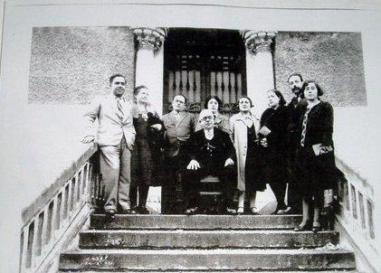 Las Escuelas de Ferrolterra en la Segunda República