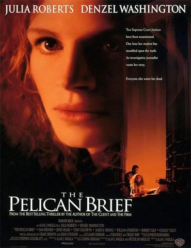 Ver El informe Pelícano (The Pelican Brief) (1993) Online