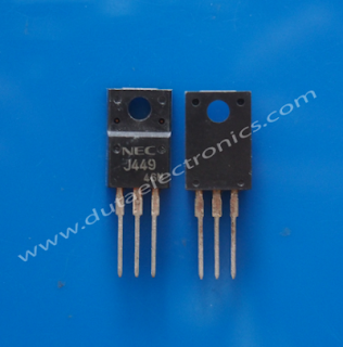 Jual Power Mosfet 2SJ449 / J449 (TO-220)