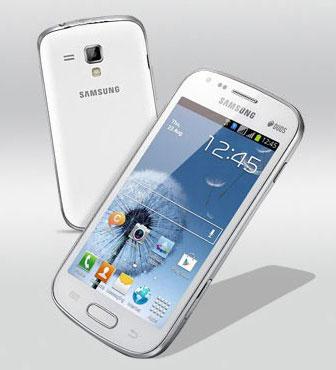 Samsung Galaxy S Duos S7562 Specs