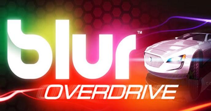 Blur Overdrive v1.0.2 Android Full Apk Oyun İndir