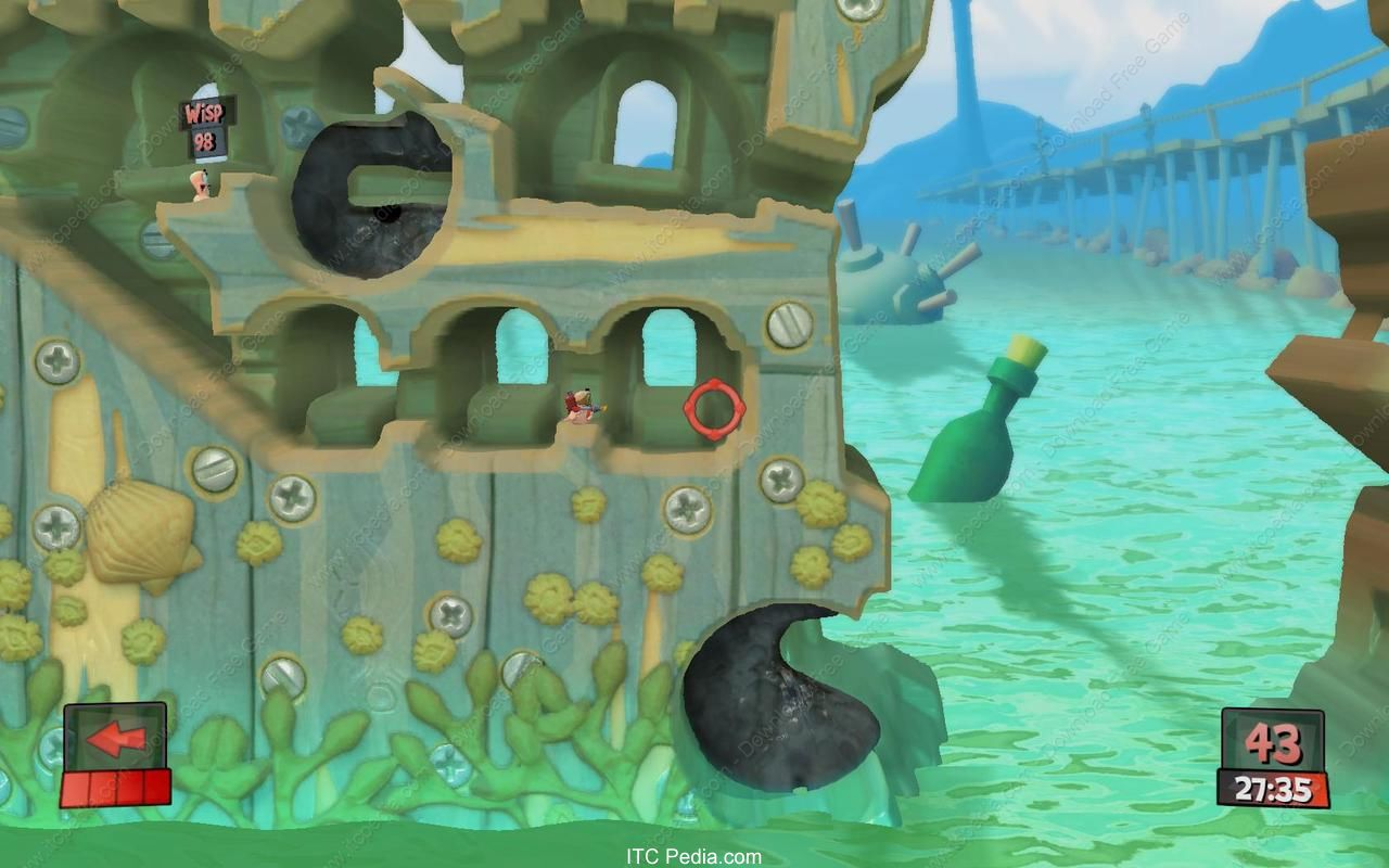 worms revolution free online game no download
