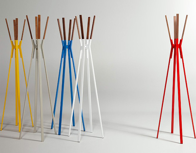 blu dot coat rack