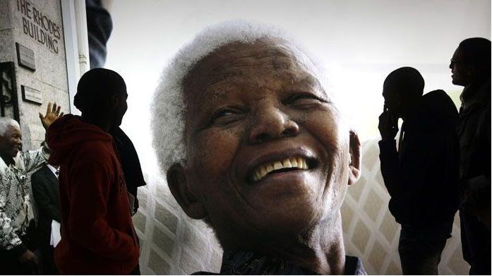 Jonathan, Obama, Cameron tributes to Mandela