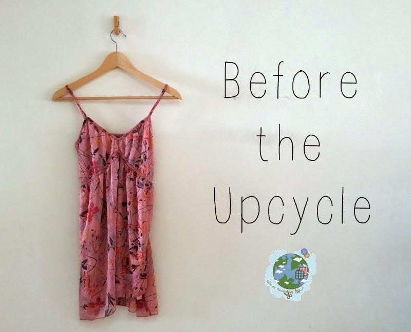 upcycle dress