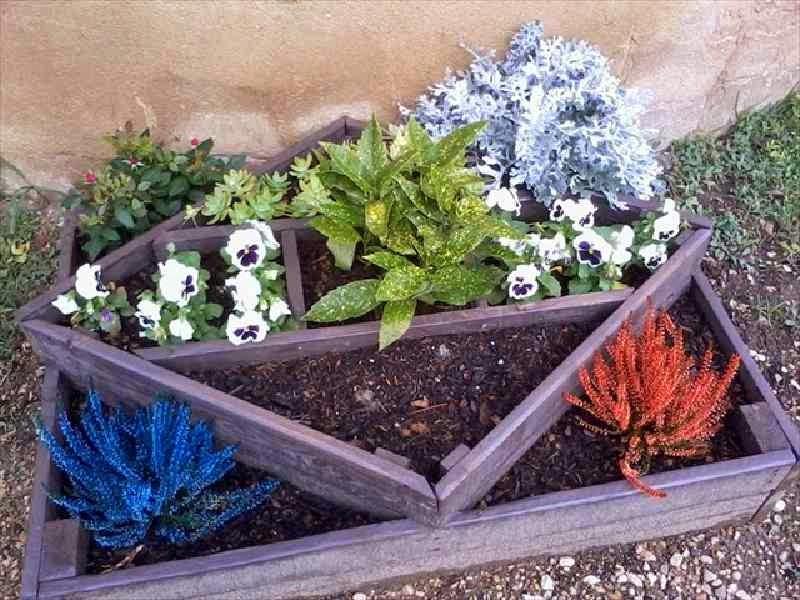 Mueblesdepaletsnet Instrucciones para hacer una jardinera con