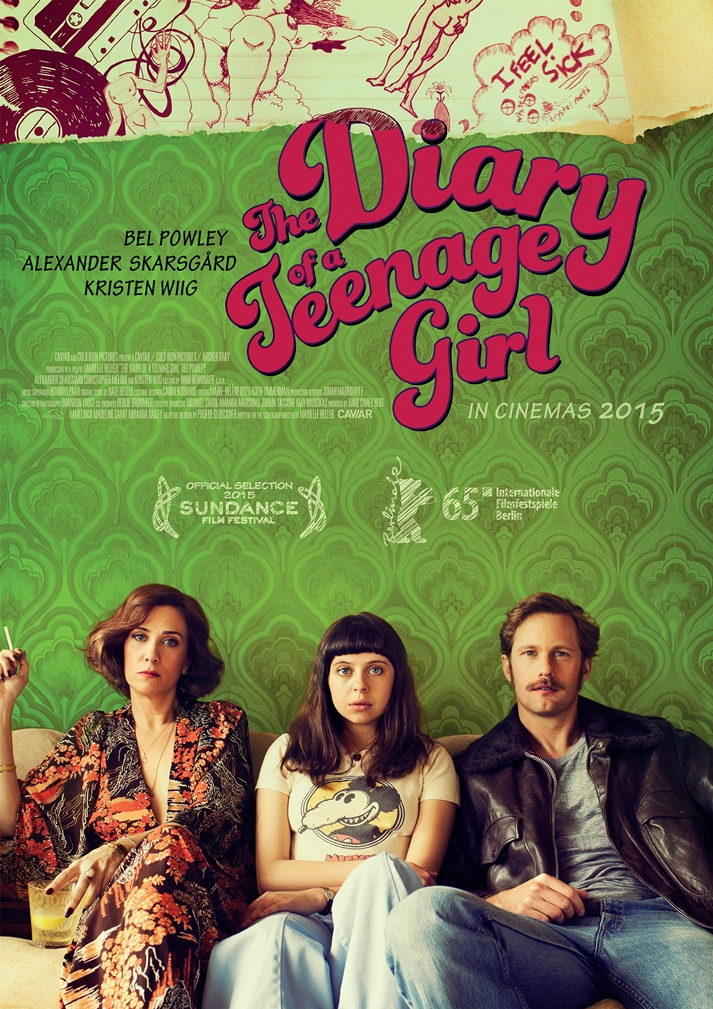 Póster: The diary of a teenage girl