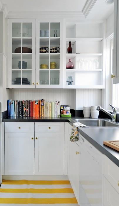 7 dise os de cocinas muy peque as Cocinas muy pequenas