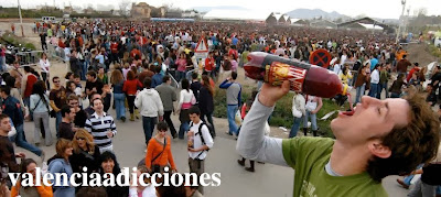 ALCOHOL MENORES BOTELLON
