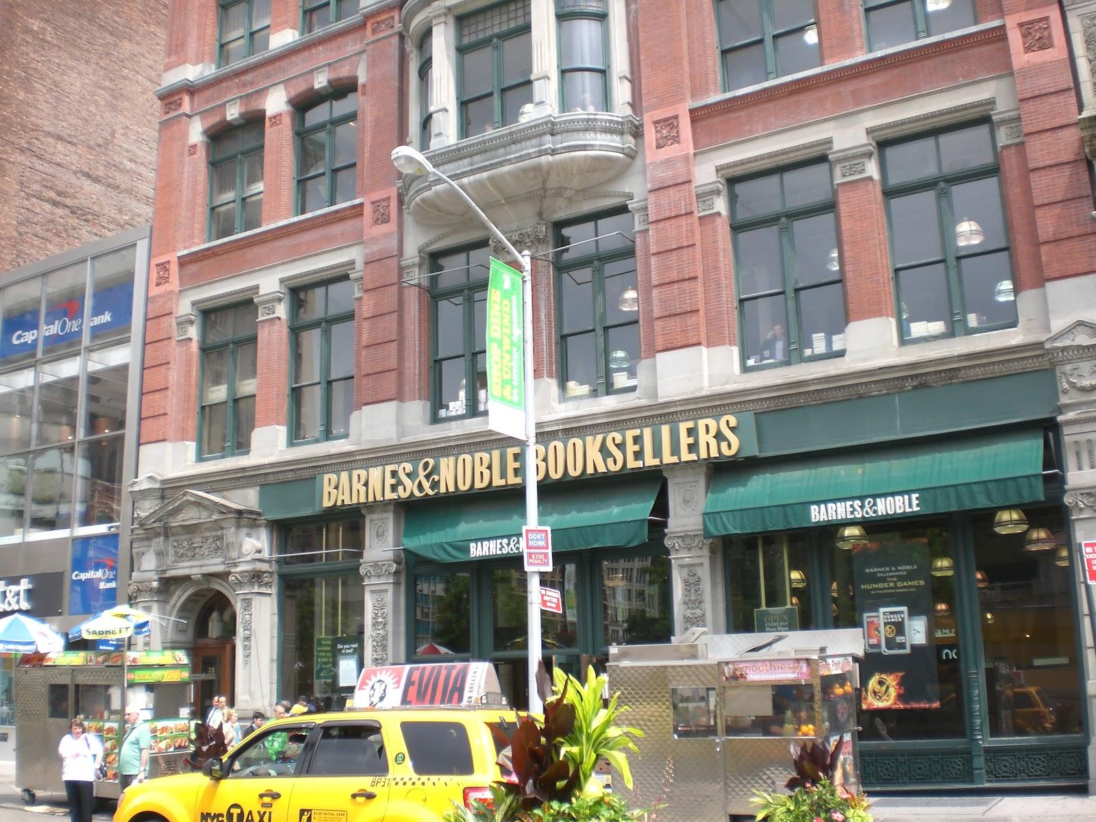 JESSICA BURKHART Signed copies at Barnes Noble Union Square NYC