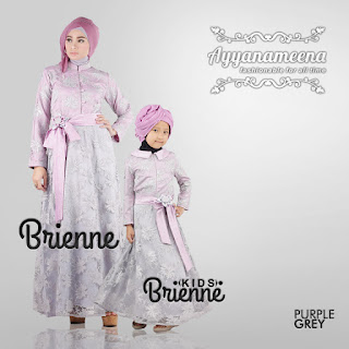 Ayyanameena Brienne Kids - PurpleGrey