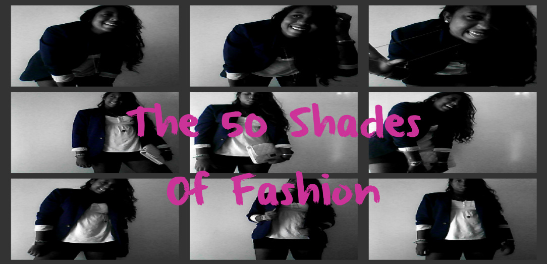 The 50 Shades of Fashion