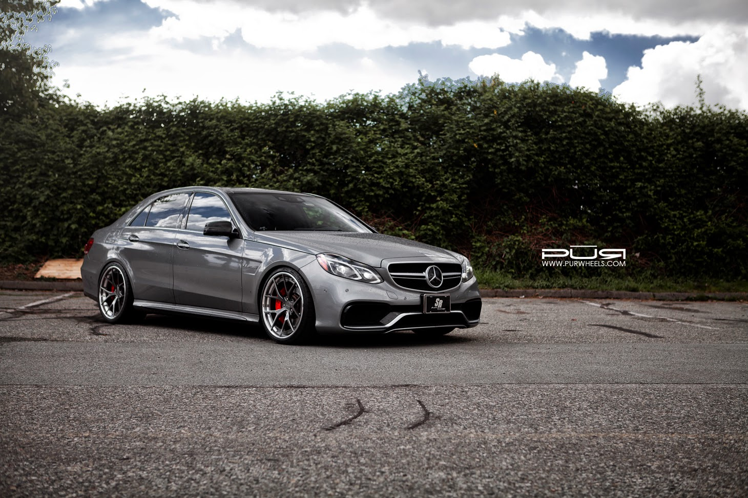 mercedes benz w212 e63 amg facelift on pur wheels benztuning. Black Bedroom Furniture Sets. Home Design Ideas