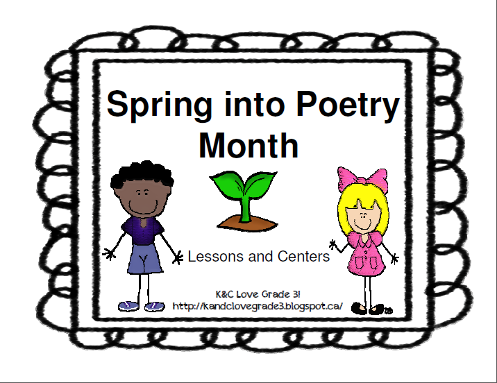 http://www.teacherspayteachers.com/Product/Spring-Into-Poetry-Month-617028