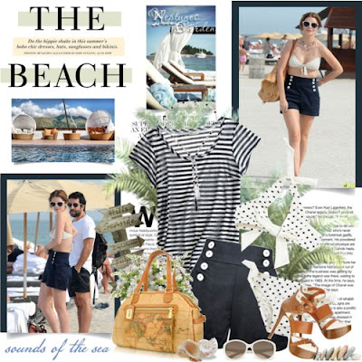 Saturday Beach Style: Sounds of the Sea