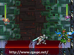 Download Game MegaMan X6 PSX ISO For PC Full Version ZGASPC