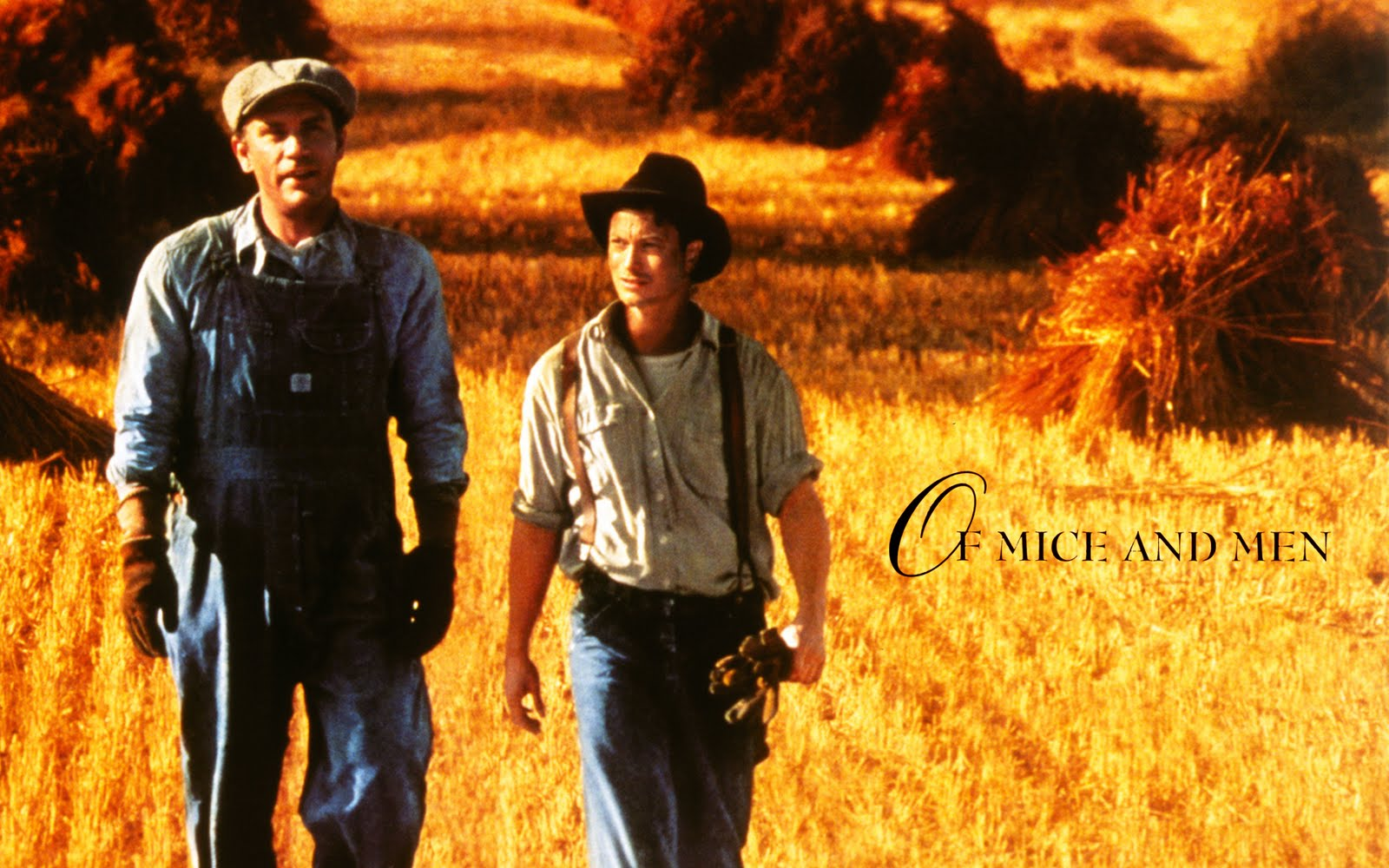 of mice and men how george In this lesson, we will look at the relationship of the two main characters of ''of mice and men'', lennie and george we'll examine how this.