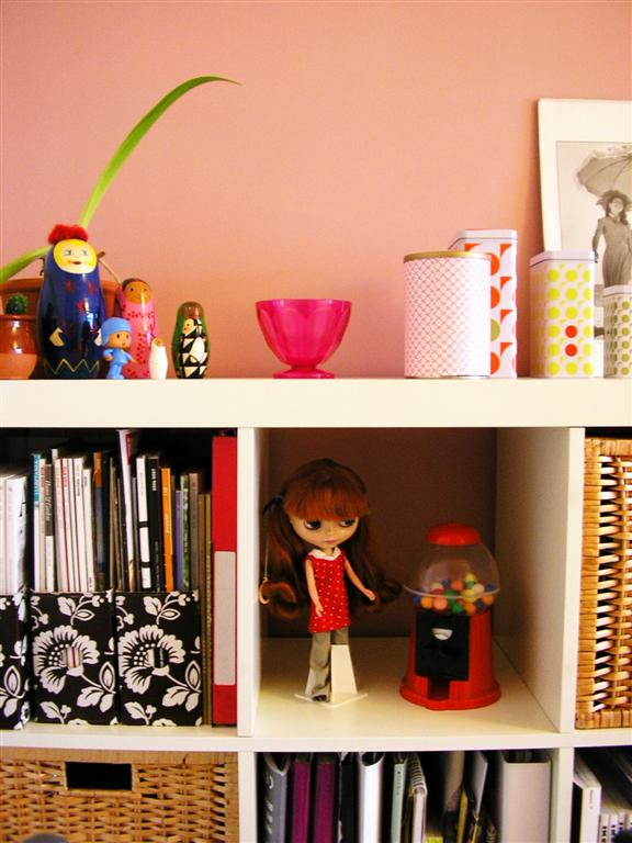 Mi casa en Decoración Vintage Blog