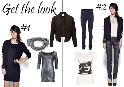 Get The Look Bello Blazer