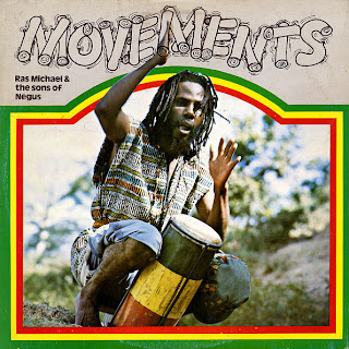 Ras Michael & The Sons Of Negus - Movements