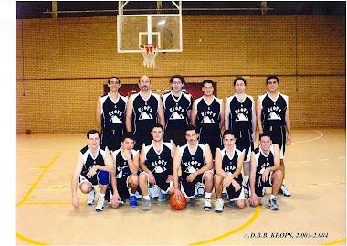 CIUDAD DEL XERTE 2003/04