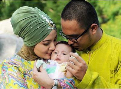 majlis aqiqah anak mawi