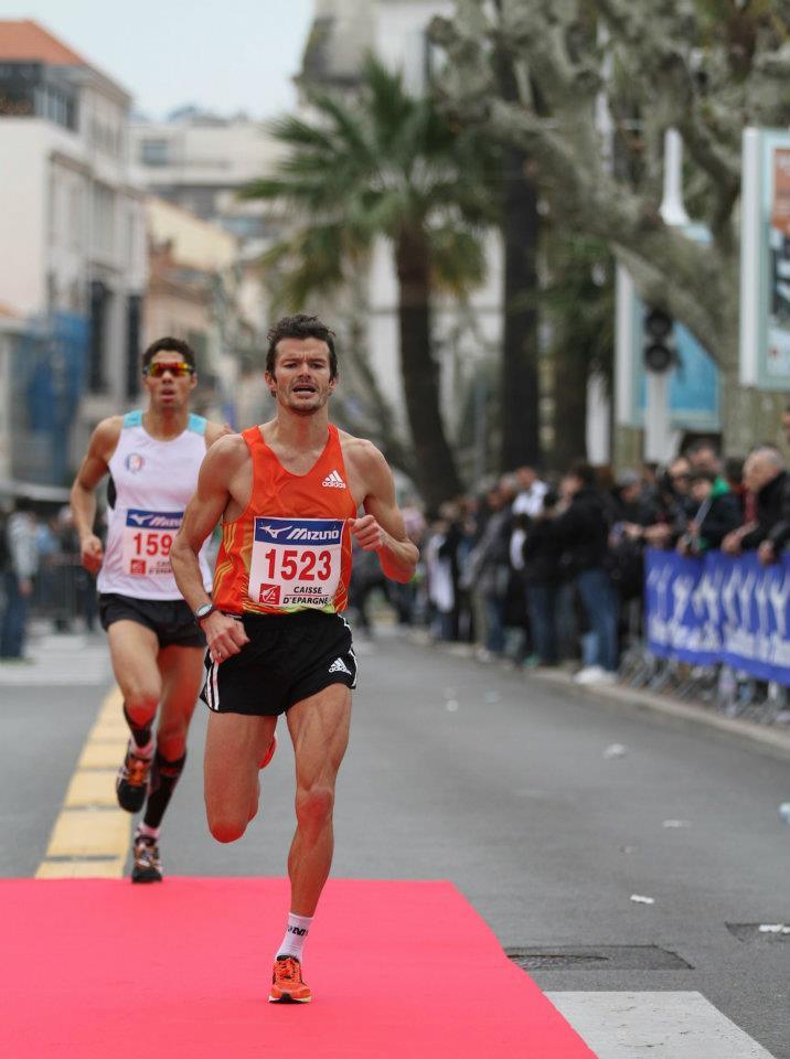 Fred Belaubre Triathlon: Direction lAfrique du Sud