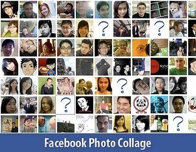 membuat album foto teman kuliah di facebook