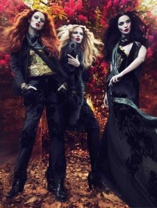 Casual Fashion - Cavalli Kollektion Herbst - Winter 2012