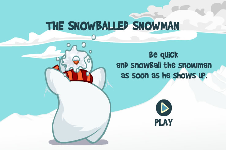 Kids Game : Snow the Snowman