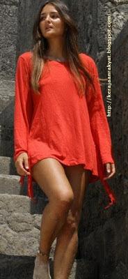 Catarina Migliorini seorang pelajar Brazil berjaya menjual 'dara'nya