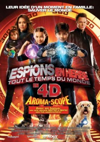 Watch Movie Spy Kids 4 : All the Time in the World Streaming (2011)