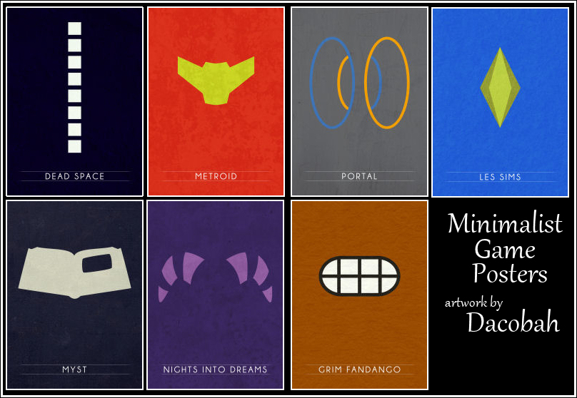 Foyer Minimalist Game : My sims minimalist game posters by cupcake