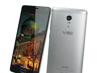 Lenovo Vibe P1 Diluncurkan di Indonesia