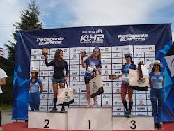 Laura Arró en Marathon K42 VLA